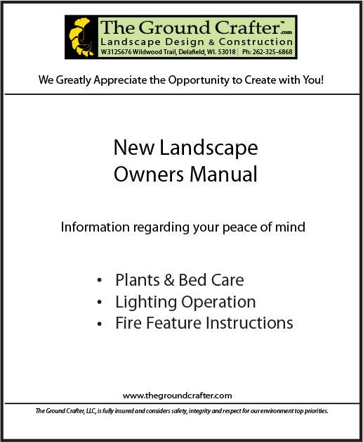 landscape-manual