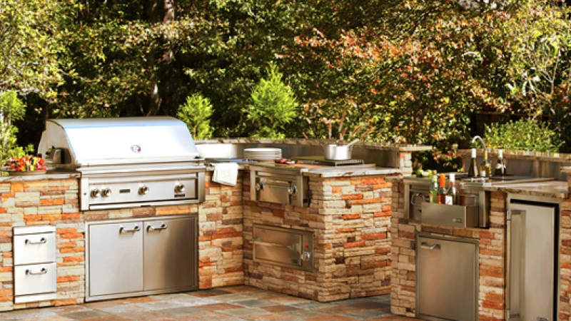 Pictures-Outdoor-Kitchens-Trees